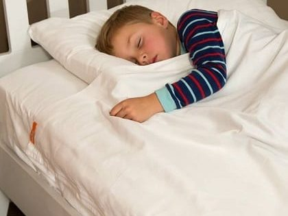 Zip Up Bedding Twin Kids Zip Sheets White